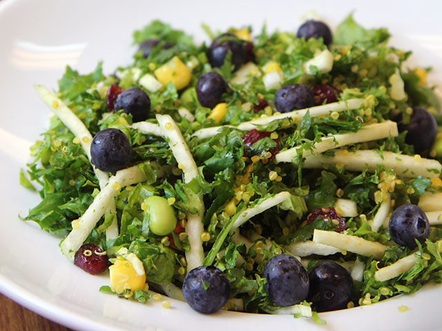 ... salad tuscan bean and veggie salad vegan marinated northern beans in