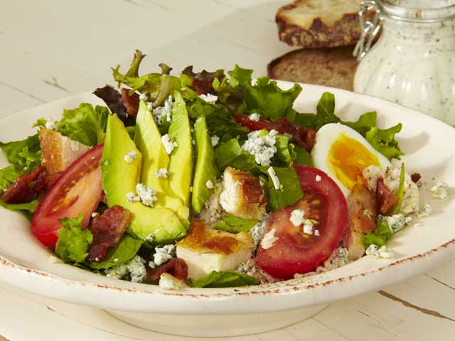 salad with blue cheese blue cheese chicken salad salad with blue ...